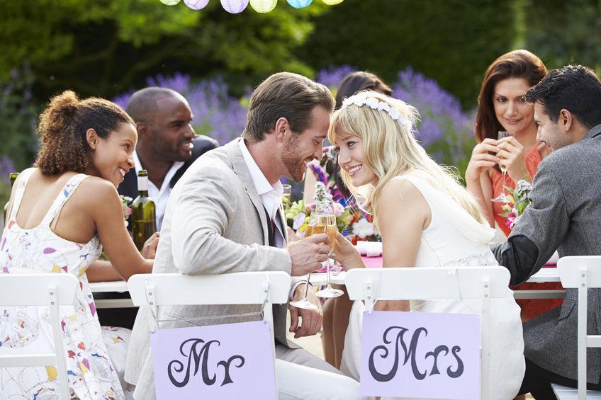 Come scegliere la location per il matrimonio?