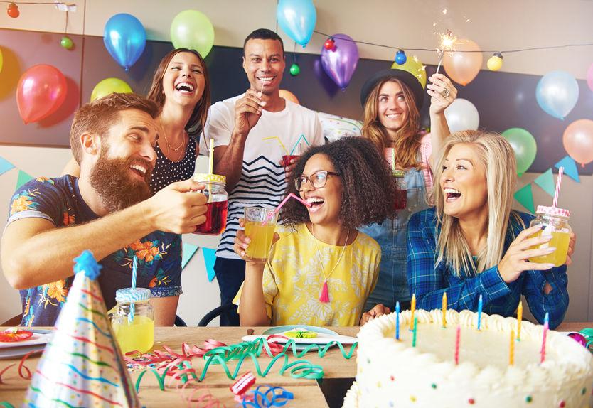Organizzare una festa di compleanno in 12 passaggi