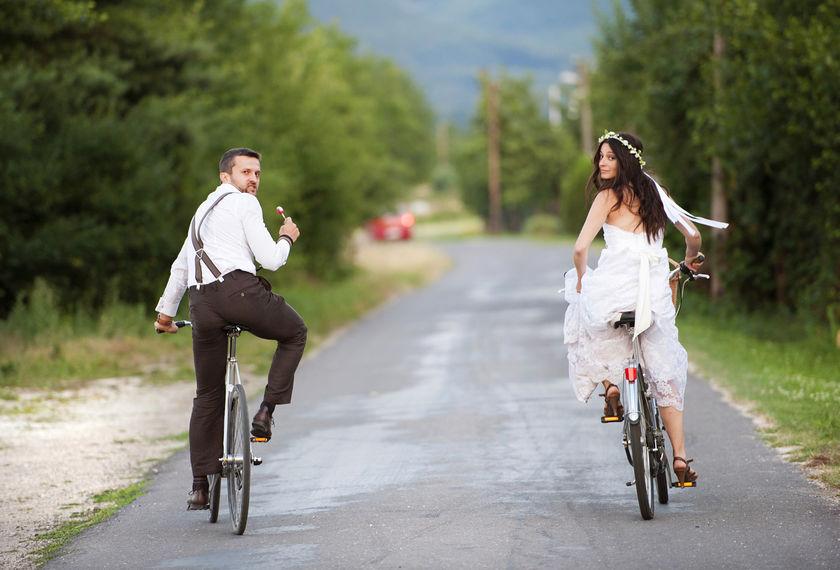 Idee per un matrimonio originale